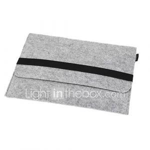 Etui pour MacBook Air 11.6 et 13.3 - Matiere ecologique (couleur au choix)