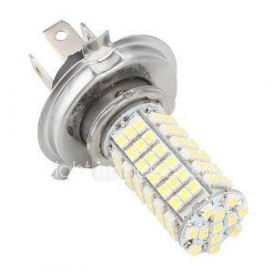 Ampoule Blanche LED, 350Lm, H4 102 SMD