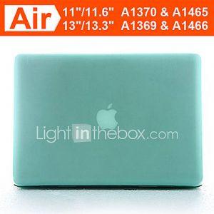 Etui Cristal Brossé Rigide pour Apple MacBook Air (11,6 et 13,3 Pouces)