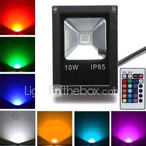 Projecteurs (RGB , Radio Télécommandé 10 800 lm- AC 85-265