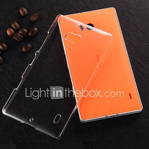 transparente dure de pc pour Nokia Lumia 930