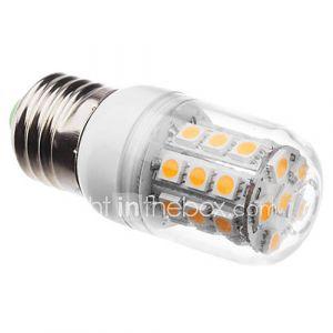 Ampoules Epis de Maïs (Blanc chaud 5 W- E26/E27 410 lm- AC 100-240
