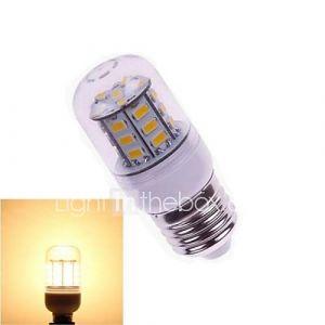 Ampoules Epis de Maïs (Blanc chaud 7 W- E26/E27 648 lm- DC 24 V- 1 pièces