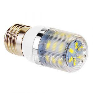Ampoules Epis de Maïs (Blanc froid 4 W- E26/E27 960 lm- AC 100-240