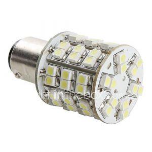 Ampoule LED pour Freins de Voiture à Lumière Blanche (4 W - 60 x 3528 - DC 12 V)
