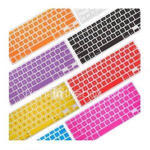 couleur unie de haute qualité couvercle du clavier mince pour MacBook Air 13,3 pouces (couleurs assorties)