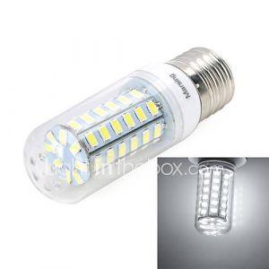 Ampoules Epis de Maïs (Blanc froid 10 W- E26/E27 800-900 lm- AC 100-240