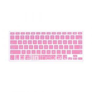 couvercle du clavier de protection pour 13.3 ''macbook air / pro / pro avec affichage de la rétine (couleurs assorties)