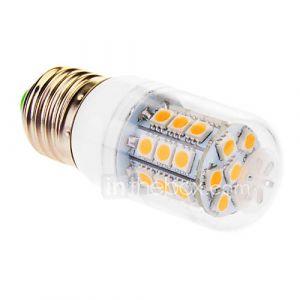 Ampoules Epis de Maïs (Blanc chaud 6 W- E26/E27 510 lm- AC 100-240