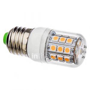 Ampoules Epis de Maïs (Blanc chaud 3.5 W- E26/E27 360 lm- AC 110-130/AC 100-240