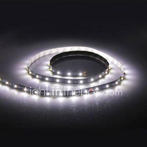 100cm 2W 60x3528smd lumière blanche conduit lampe de bande pour la voiture (12V DC)