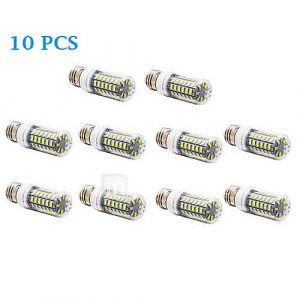 Ampoules Epis de Maïs (Blanc chaud/Blanc froid 12 W- E26/E27 1200 lm- AC 100-240 V- 10 pièces