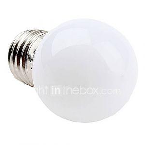 Ampoule Globe (Blanc chaud/Blanc froid 1 W- E26/E27 30 lm- AC 100-240