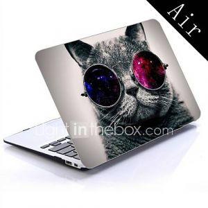 conception de cool cat complet du corps boîtier en plastique de protection pour 11 pouces / 13 pouces nouveau MacBook Air