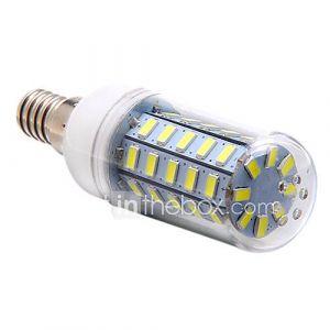Ampoules Epis de Maïs (Blanc naturel 10 W- E14 1000 lm- AC 100-240