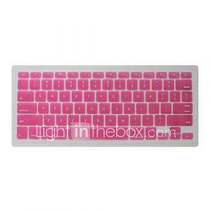 Clavier en silicone peau de couverture pour 13.3 ''MacBook (couleurs assorties)
