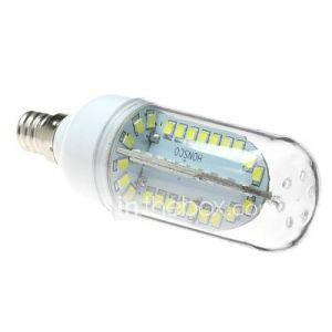 Ampoules Epis de Maïs (Blanc froid T - 6 W- E12 500 lm- AC 85-265