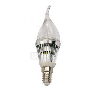 Ampoules Bougies (Blanc chaud , Intensité Réglable 4 W- E14 210-240 lm- AC 100-240