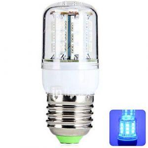 Ampoules Epis de Maïs (Bleu 4 W- E26/E27 300 lm- AC 100-240