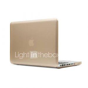 Coque rigide integrale Or pour MacBook Pro 13 pouces