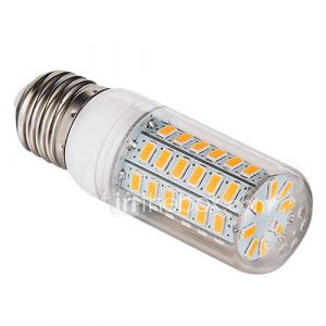 Ampoules Epis de Maïs (Blanc chaud 12 W- E26/E27 1200 lm- AC 100-240