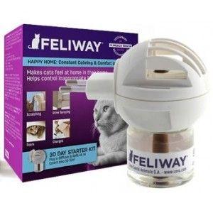 Feliway Diffuseur Ceva pour chat 2 Recharges seules