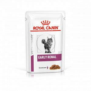 Royal Canin Veterinary Diet Early Renal sachets pour chat 12 x 85g