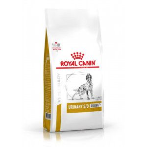 Royal Canin Veterinary Urinary S/O Ageing 7+ pour chien 2 x 8 kg