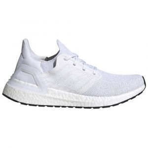 Adidas Ultraboost 20 EU 38 Footwear White / Grey Three / Core Black - Footwear White / Grey Three / Core Black - Taille EU 38