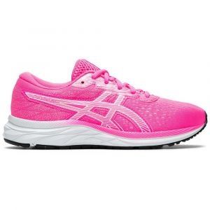 Asics Gel Excite 7 Gs EU 34 1/2 Hot Pink / White - Hot Pink / White - Taille EU 34 1/2