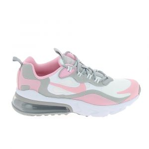 NIKE Air Max 270 React Jr Blanc Rose BQ0103-104