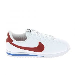 NIKE Cortez Basic Jr Blanc Rouge 749482-103