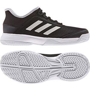 ADIDAS - Chaussures Tennis - Adizero club k - Noir Junior 38