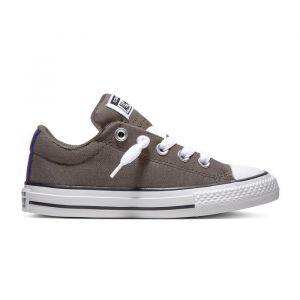 CONVERSE - Baskets - Chuck taylor slip - Gris Junior 34
