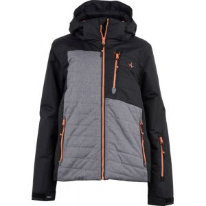 Veste de ski - WANABEE - Jr cyro 200 jkt noir - Noir Enfant 14ANS