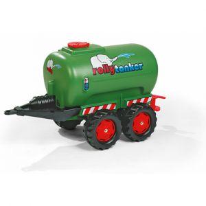 rolly®toys Citerne pour tracteur enfant rollyTanker vert 122653