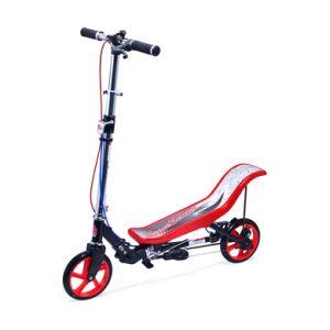 Space Scooter® Trottinette enfant X 590, rouge/noir