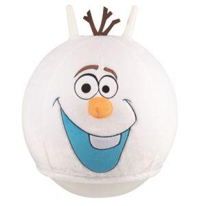 John Ballon sauteur enfant Olaf la Reine des neiges Fluffy