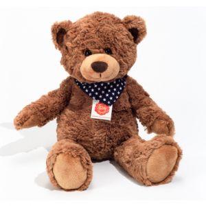 Teddy HERMANN® Peluche ourson brun 38 cm