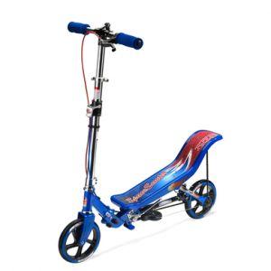 Space Scooter® Trottinette X 580, bleu