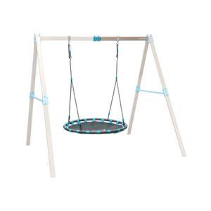Hudora ® Kit complément balançoire enfant Vario nid 64025 multicolore