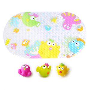 knorr® toys Set tapis de bain mer escabbo® multicolore