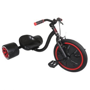 Authentic Sports  Tricycle enfant Mini Drifter krunk by madd noir/rouge