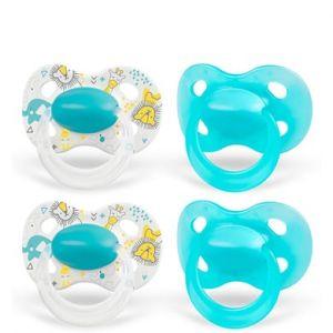 Medela Baby Original du 18ème mois DUO Sig nature 4 pièces en turquoise