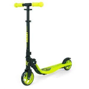 Milly Mally Trottinette enfant roues Smart, vert
