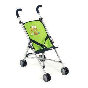 BAYER CHIC 2000 Mini Poussette-canne pour poupée Roma 601-16 vert