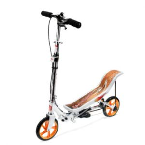 Space Scooter ® Trottinette enfant X 580, blanche