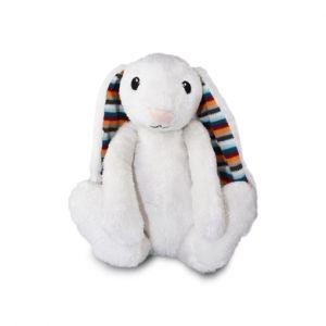 ZAZU  Peluche musicale veilleuse Bibi le lapin blanc