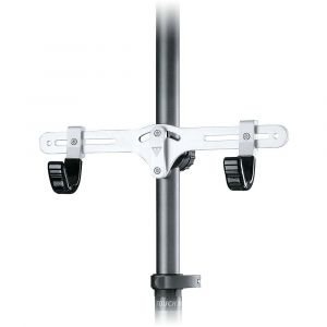 Atelier Topeak The Third Hook - Upper - Argent - Noir - Suits Dual Touch Stand