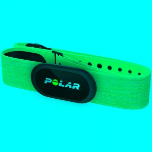 Polar H10 N Heart Rate Sensor - Orange - M-XXL